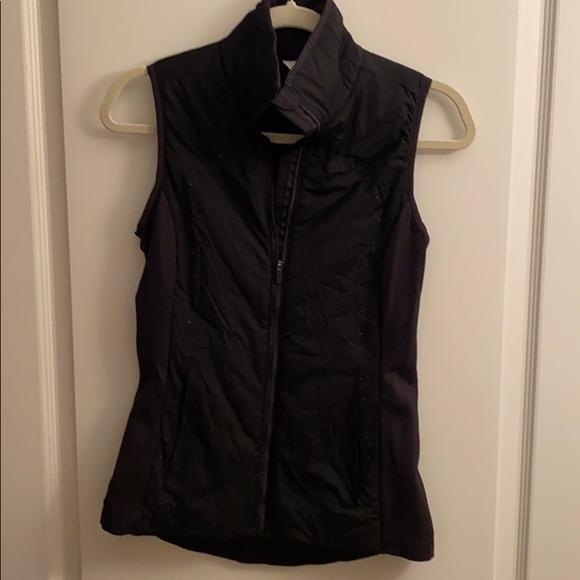 Black Lululemon vest